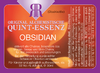 Obsidian, Essenz, 30ml
